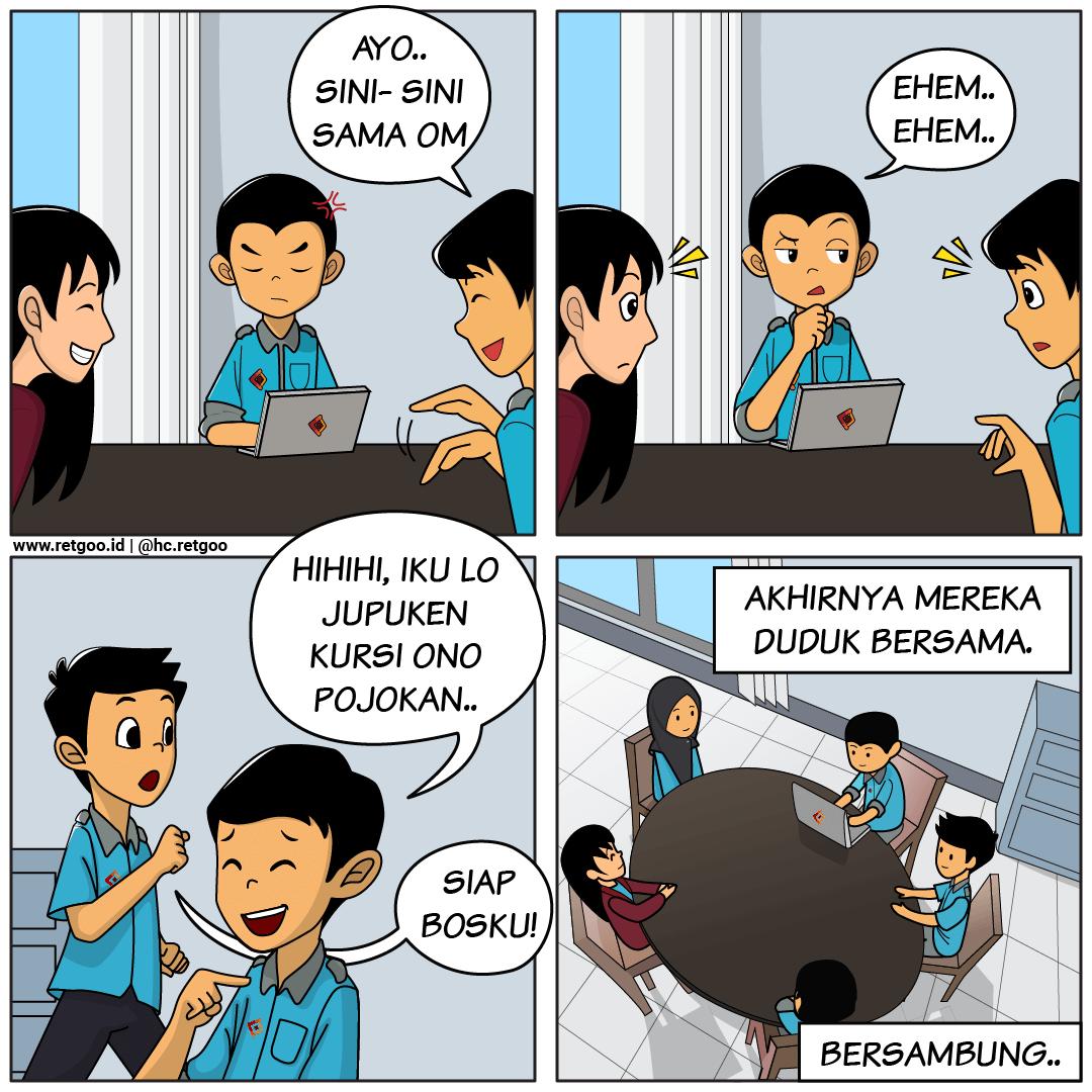 Komik Semeleh
