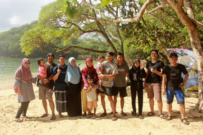 RetGoo Liburan Bersama ke Pantai