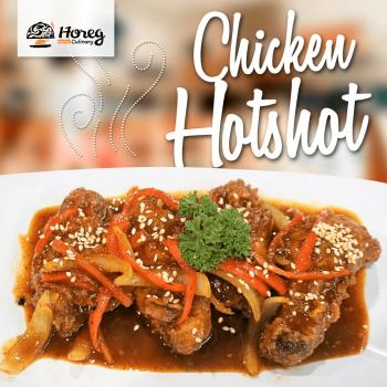 Konten Instagram (IG) untuk Horeg Culinary Wamena