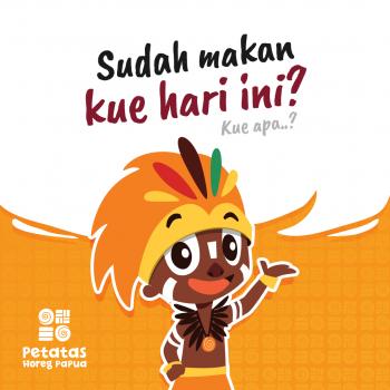 Konten Instagram (IG) untuk Petatas Horeg Papua