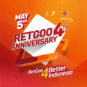 Flyer RetGoo 4th Anniversary